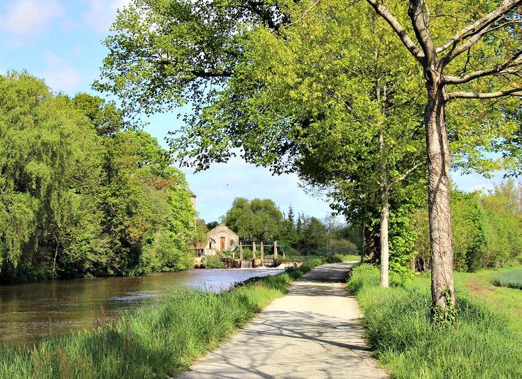 Écluse 109 Guernal, Nantes à Brest canal