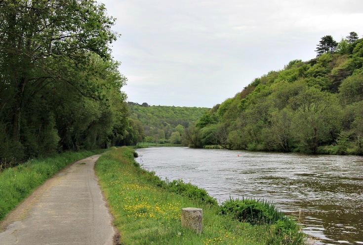 Écluse 20 Mané-er-Ven, Blavet Canal, France