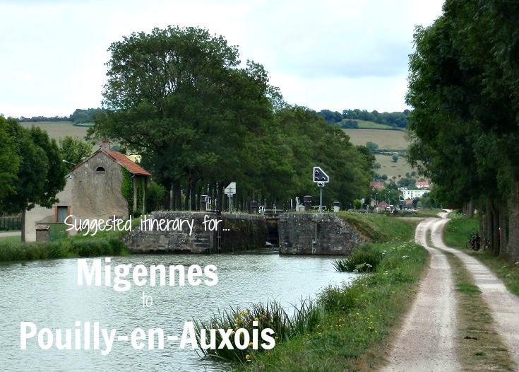Écluse 3 Y Champ-Roger, Burgundy Canal, France
