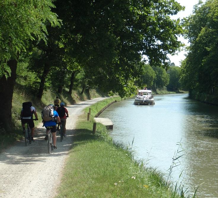 Écluse de Vic, Midi Canal, France
