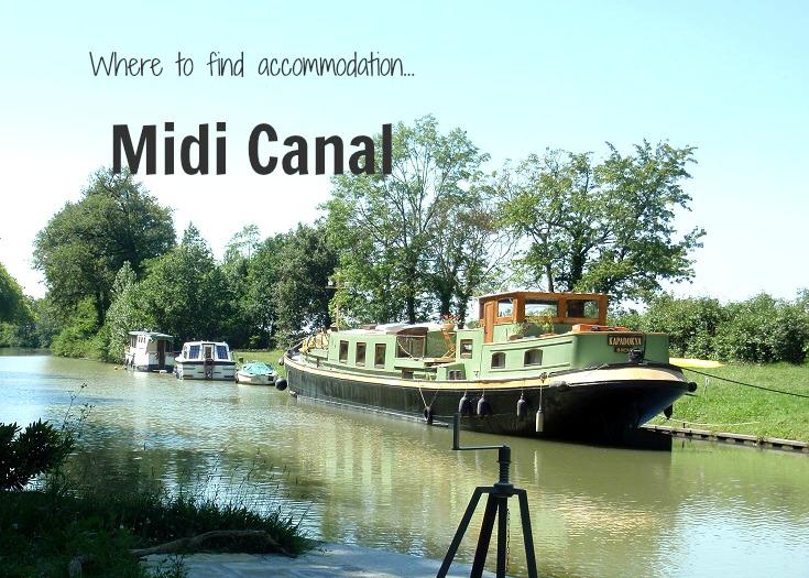 Écluse de la Méditerranée, Midi Canal, France