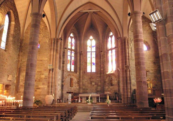 Église Notre-Dame, Saint-Jean-Pied-de-Port