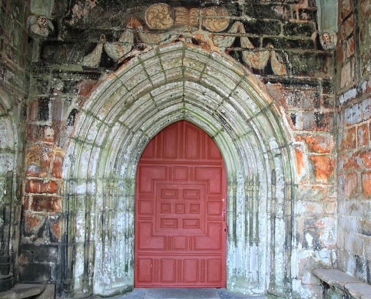 Église Notre-Dame de Carmès, Abbaye de Bon-Repos to Pontivy, France