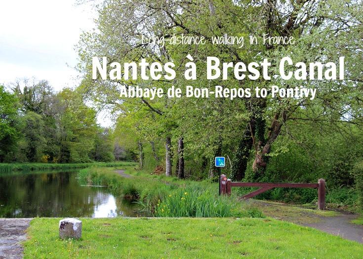 Abbaye de Bon-Repos to Pontivy
