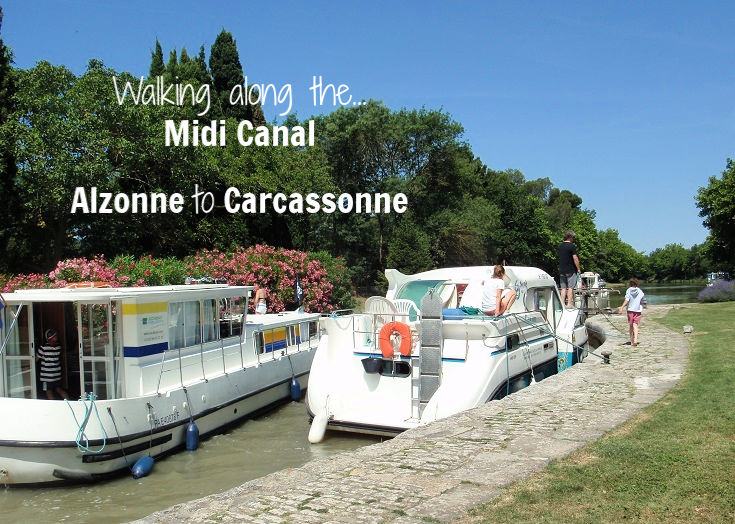 Alzonne to Carcassonne