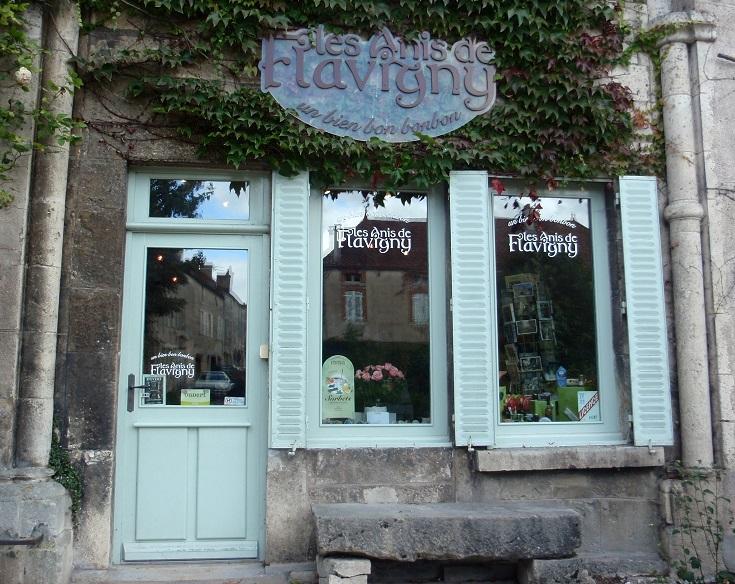 Anis de Flavigny, Flavigny-sur-Ozerain, Burgundy, France