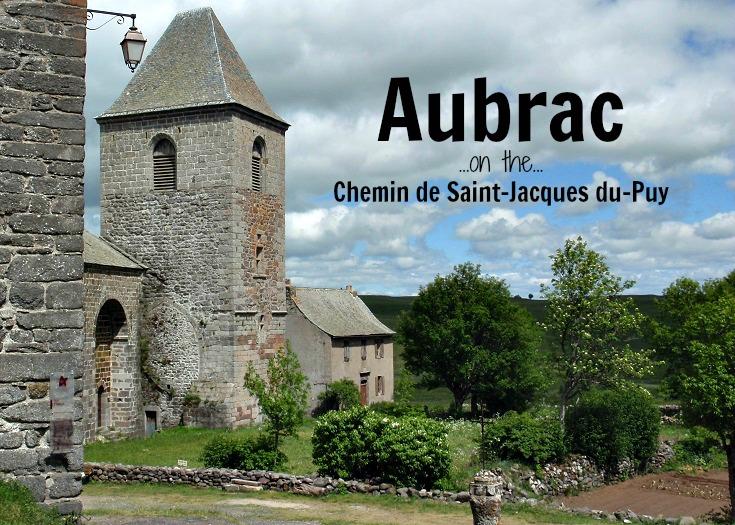 Aubrac, GR 65, Chemin de Saint-Jacques, France