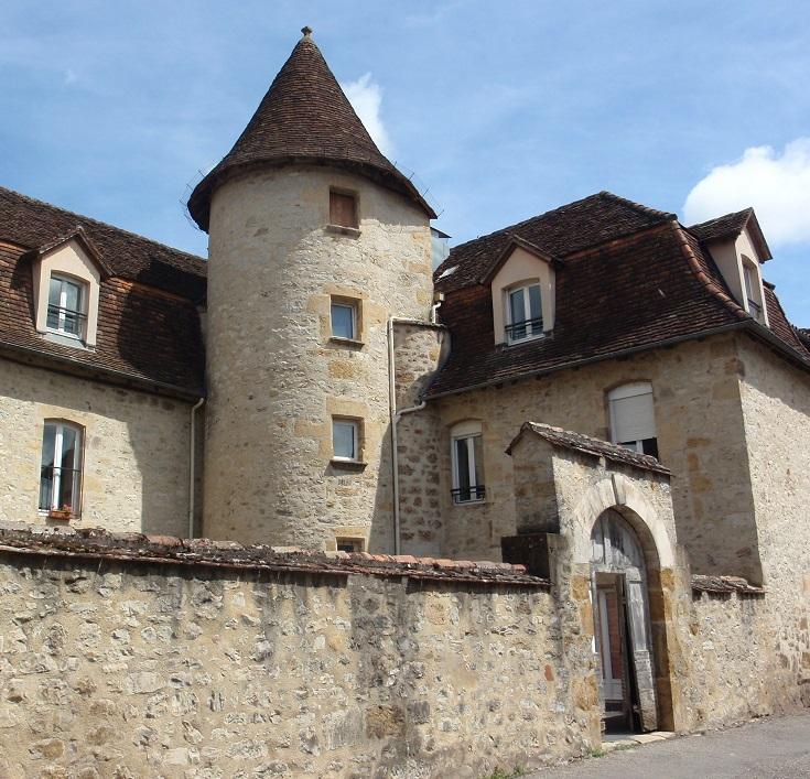 Porte de la Guierle, Bretenoux, France