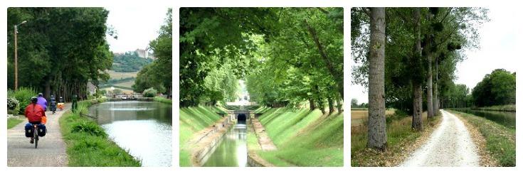 Burgundy Canal guidebook