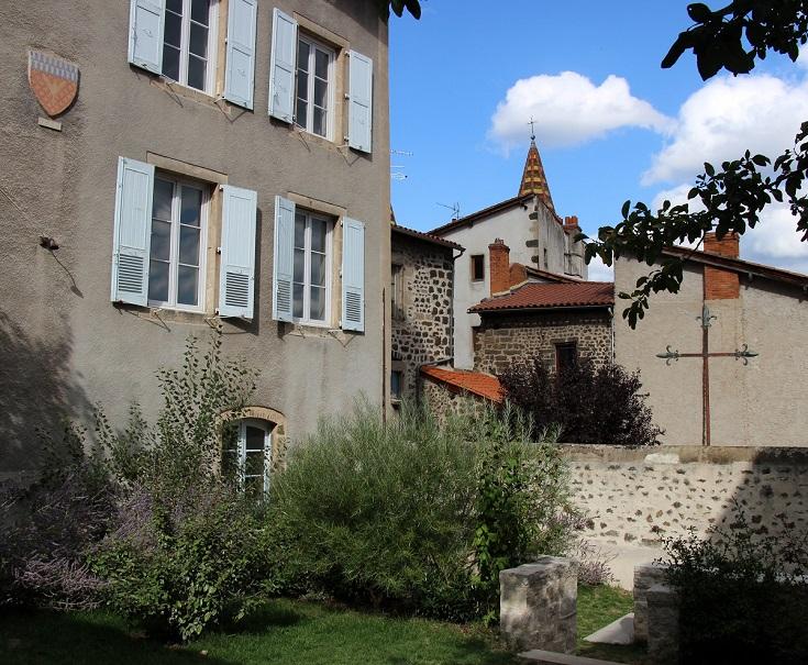 Camino Café, Le-Puy-en-Velay, GR65, France