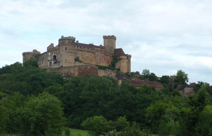 Château de Castelnau-Bretenoux, Bretenoux, France
