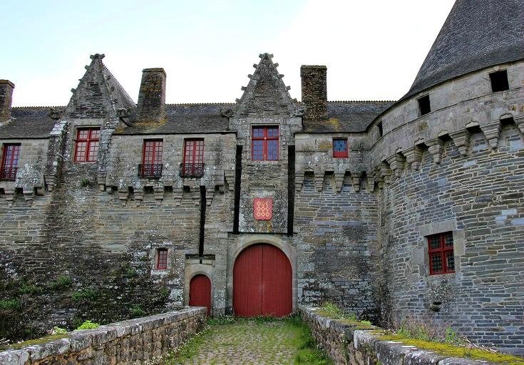 Château de Rohan, Pontivy, France