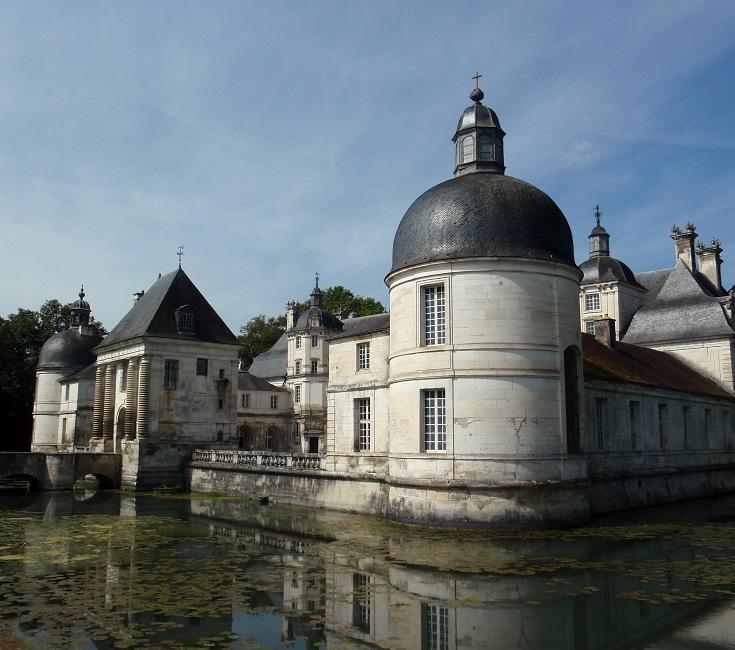 Château de Tanlay, Burgundy Canal, France