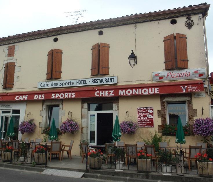 Chez Monique, Manciet, GR65 Chemin de Saint-Jacques, France