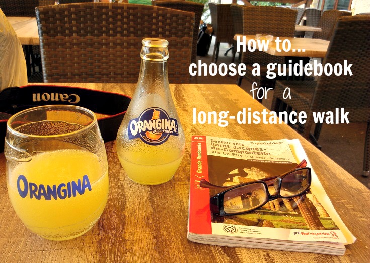 Choosing a guidebook