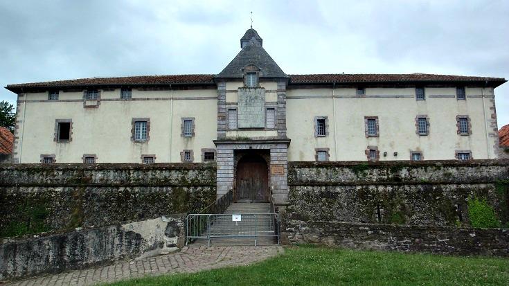 Citadelle, Saint-Jean-Pied-de-Port