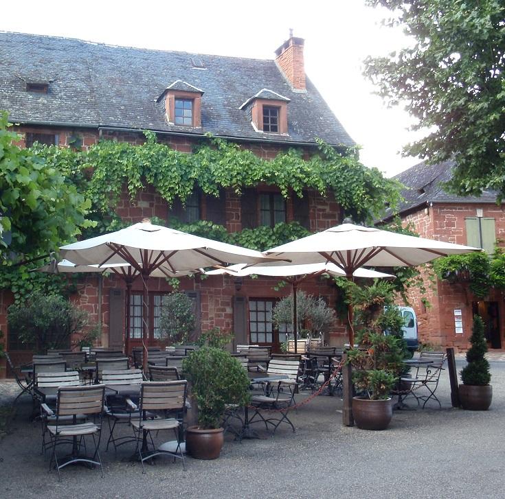 Collonges-la-Rouge, GR480, France
