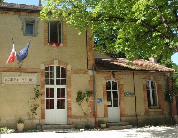 Communal gîte, Castet-Arrouy, GR65 Chemin de Saint-Jacques, France