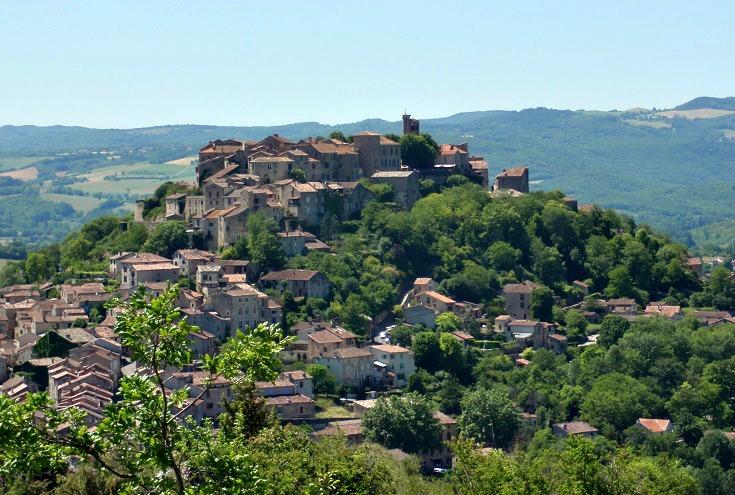 Cordes-sur-Ciel, France