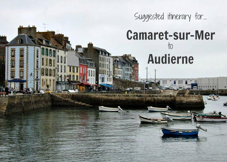 Douarnenez, Coast of Brittany, France