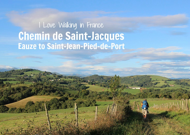 Eauze to Saint-Jean-Pied-de-Port
