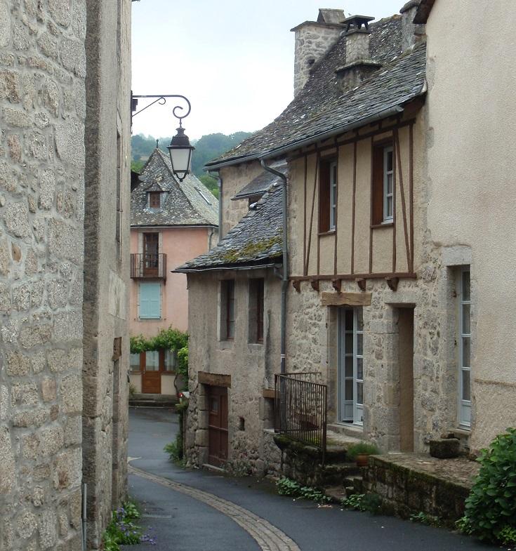 Espeyrac, GR 65, Chemin de Saint-Jacques, France