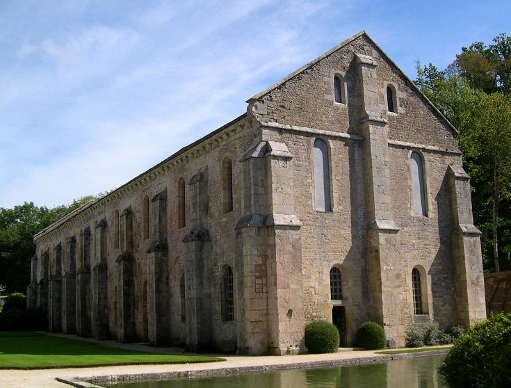 Forge, Abbaye de Fontenay, France