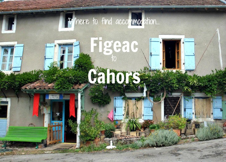 L'Atelier des Volets Bleus, Figeac to Cahors, Gréalou, GR65, Chemin de Saint-Jacques, France