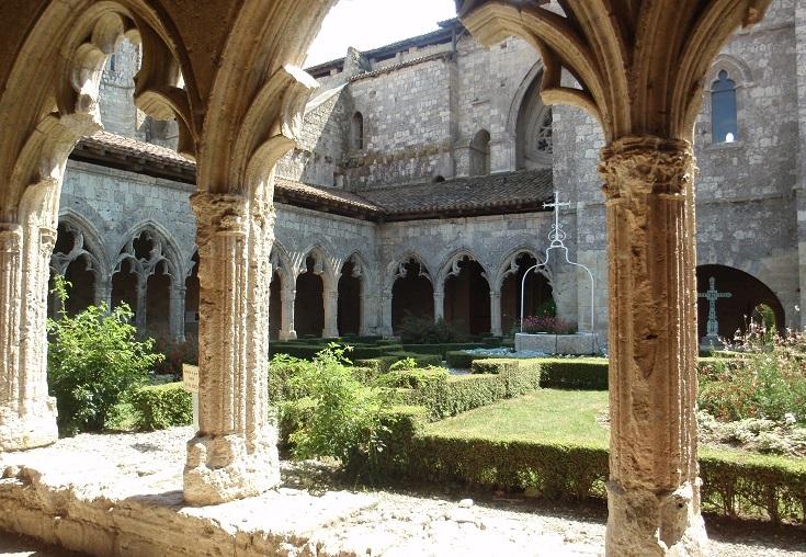 La Romieu, Cahors to Eauze, Chemin de Saint-Jacques