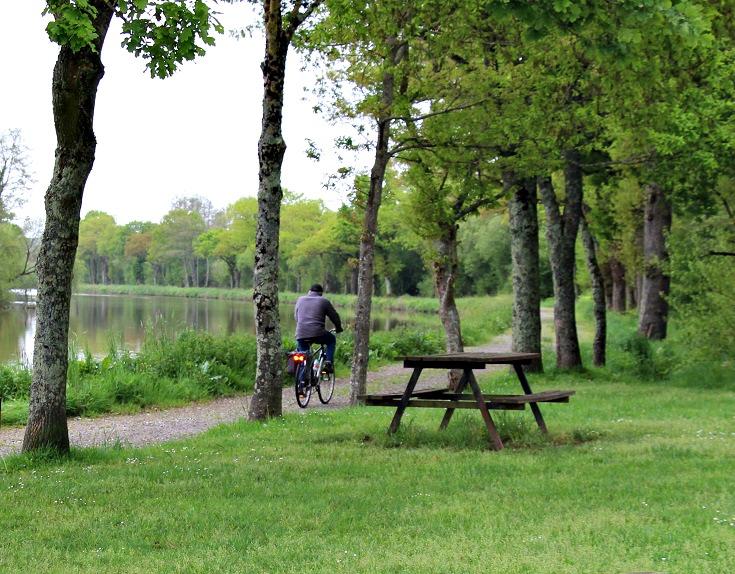Le Gohazé, Blavet Canal, France