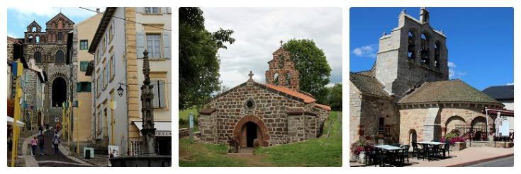 Le-Puy-en-Velay, Chapelle de Saint-Roch, Saint-Alban