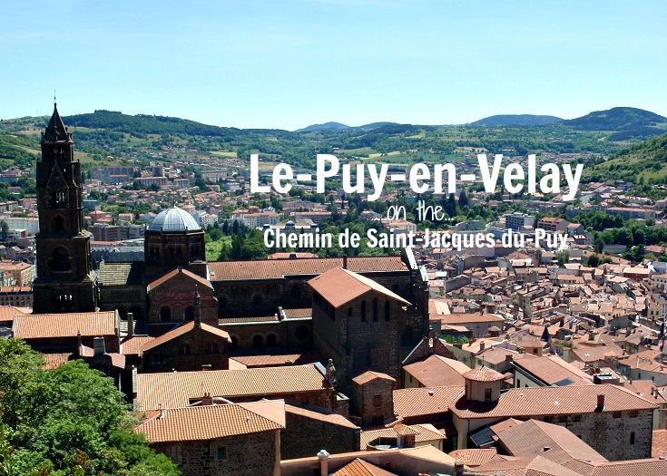Le-Puy-en-Velay, GR65, France