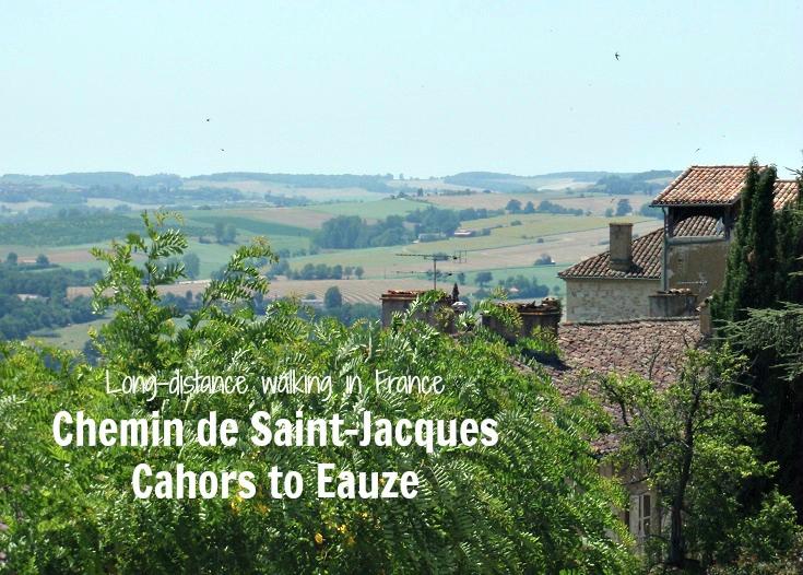 Lectoure, GR 65, France