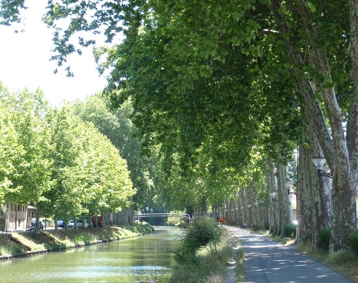 Midi Canal, Toulouse