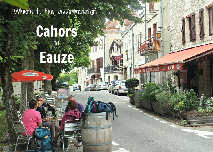Montcuq, Cahors to Eauze, GR 65, France