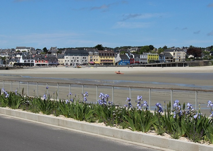 Morgat, GR34, Coast of Brittany, France