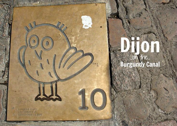 Owl Trail, Dijon, Burgundy Canal, France