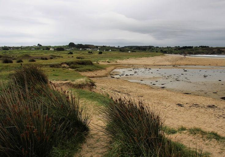 Plage de Kersiguénou, GR34, Brittany, France
