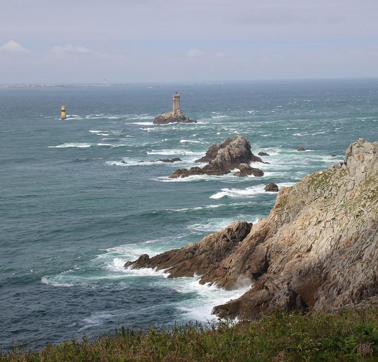 Pointe du Raz, Coast of Brittany, France