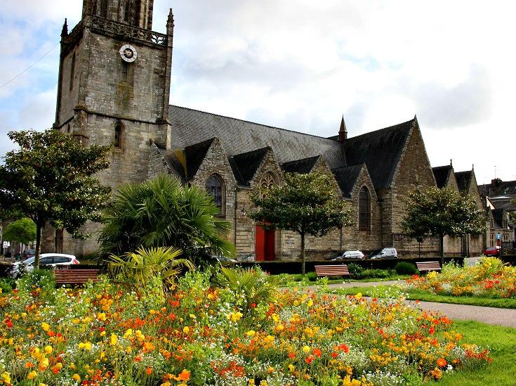 Pontivy, France