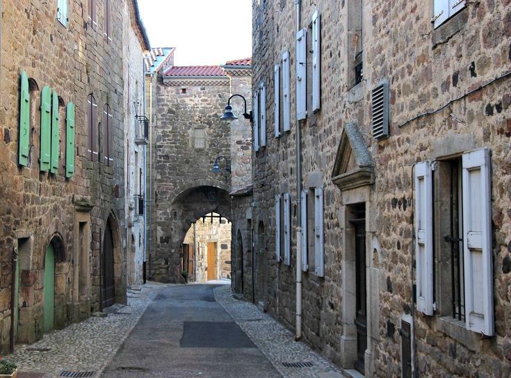 Pradelles, GR 70 Chemin de Stevenson, France