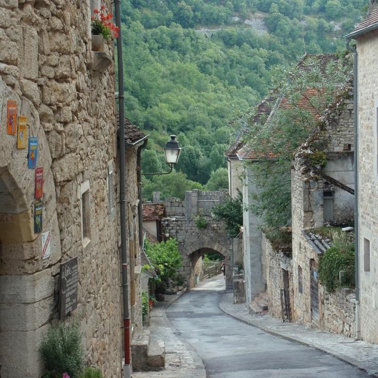 Rocamadour, GR46 - GR652, France