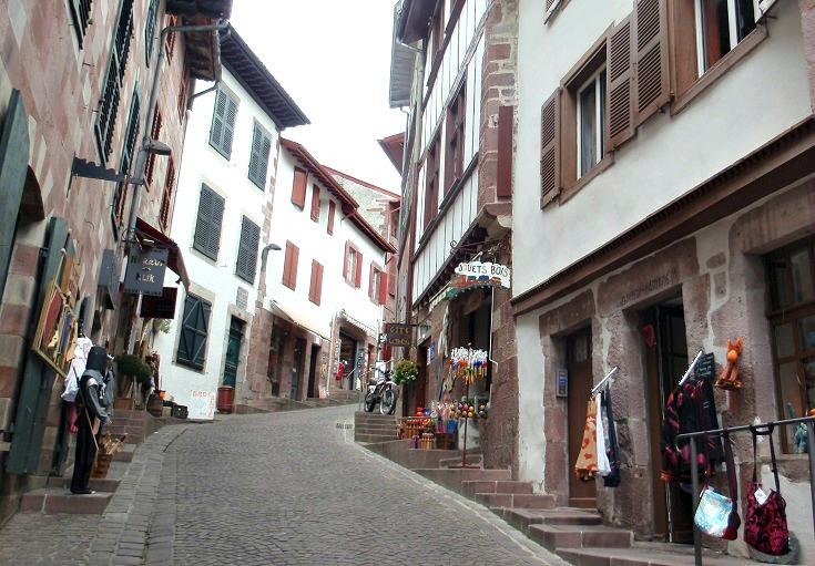 Rue de la Citadelle, Saint-Jean-Pied-de-Port