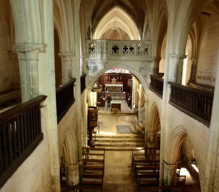Saint-Genest, Flavigny-sur-Ozerain, Burgundy, France