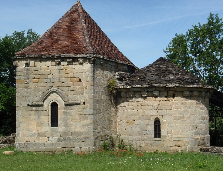 Saint-Hilaire de la Combe, France
