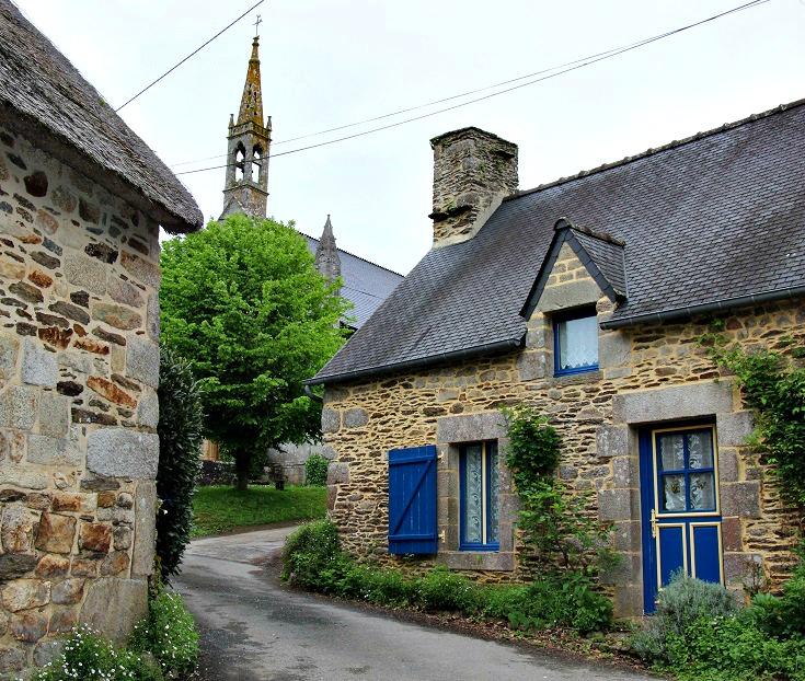 Saint-Nicolas-des-Eaux, Blavet Canal, France