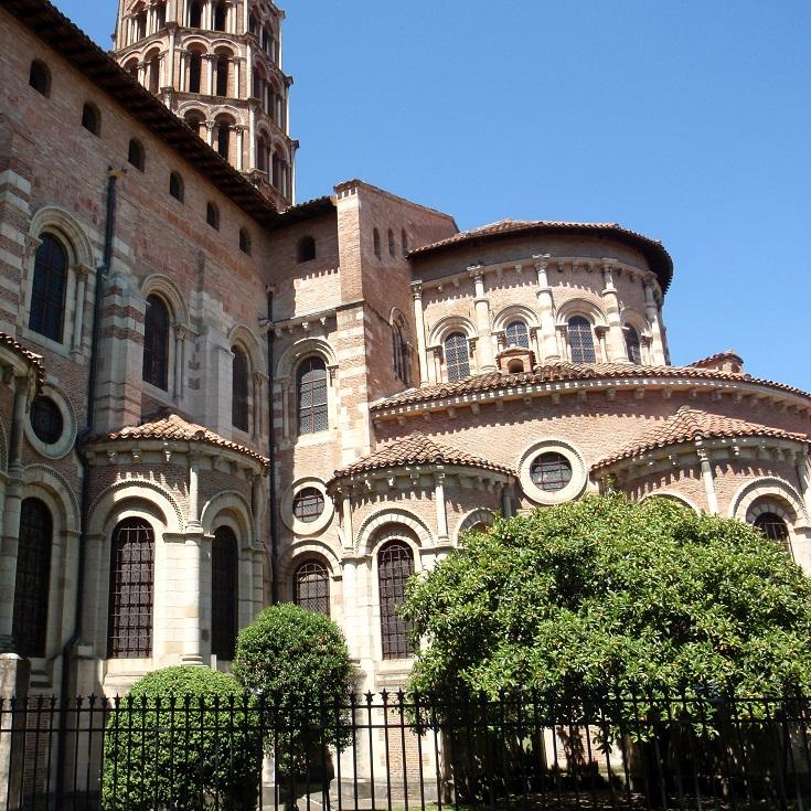 Saint-Sernin, Toulouse