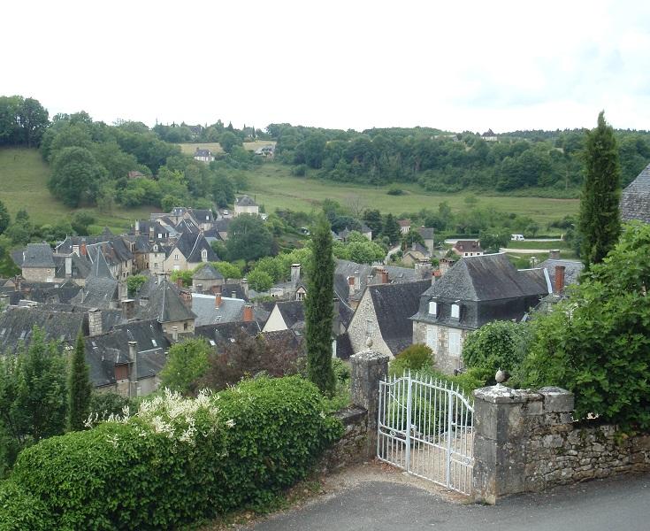 Turenne, GR46-480, France